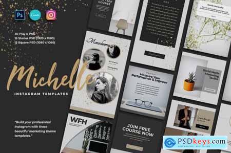 Michelle - Instagram Post & Stories 5027448
