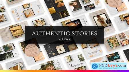 20 Authentic Instagram Stories 28620223