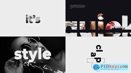Stomp Rhythm Opener - Bold Typography 24513376