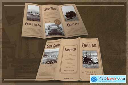Vintage Farming - Brochure