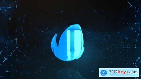 Plexus Glitch Logo 24689216