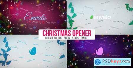 Christmas Opener 20758064