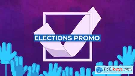 Election Promo 28711898