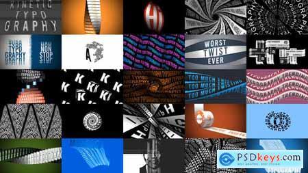 Kinetic Typography Trending Posters 28528455
