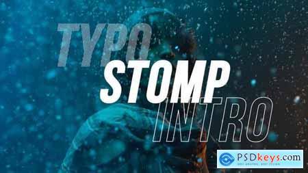 Typo Stomp Intro 28304216