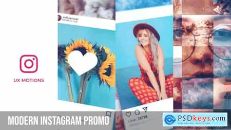 Modern Instagram Promo 28328110