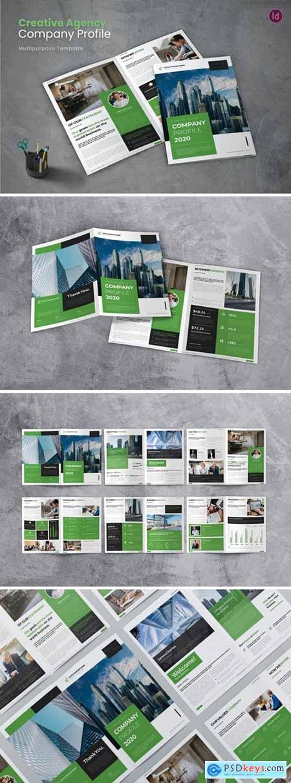 Creative Agency Company Profile