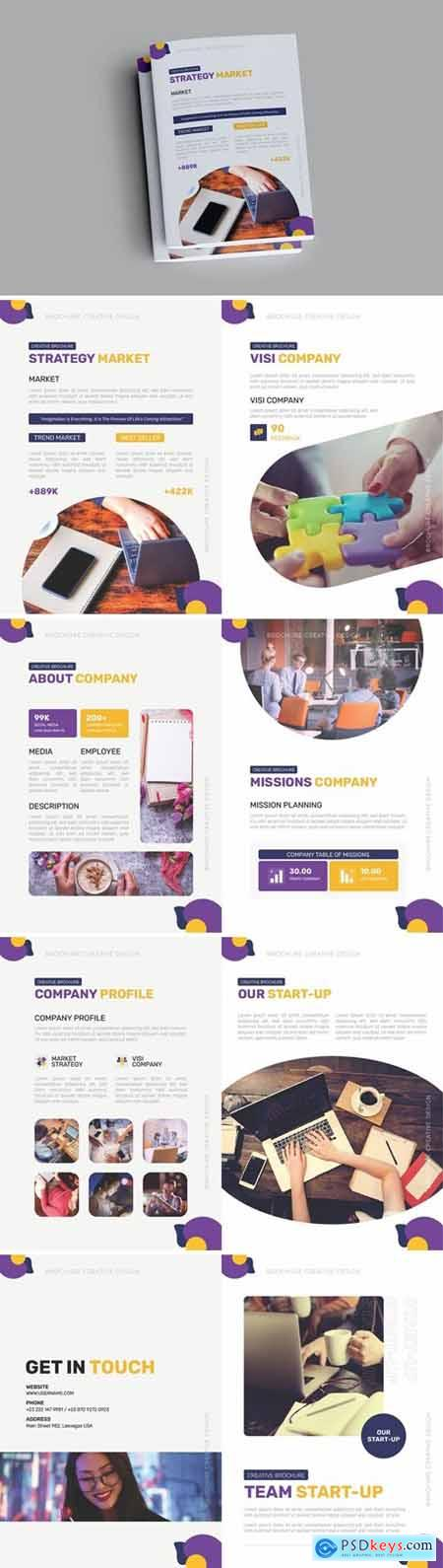 Team Start-Up Brochure