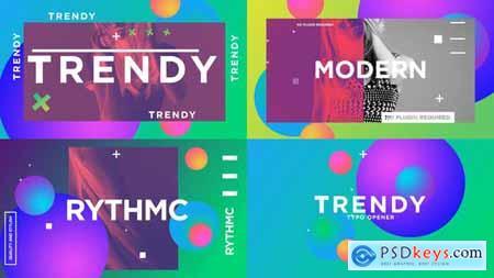 Trendy Typo Opener 24917748
