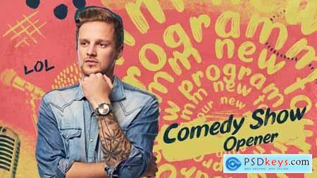 Comedy Show Opener 28499330