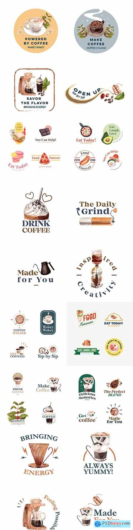 Brand name company logos business corporate design 70