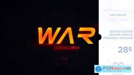 War Trailer 21203027