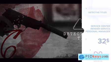 Detective Titles 21090662