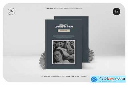 CAILVYN Editorial Fashion Lookbook