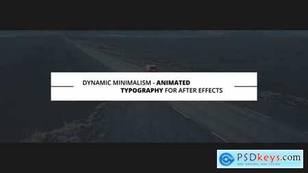 Dynamic Minimalism 23262824