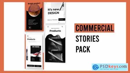 Commercial Stories Instagram 28723628