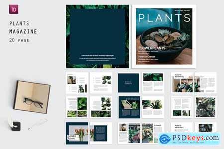 Plants Flower Magazine