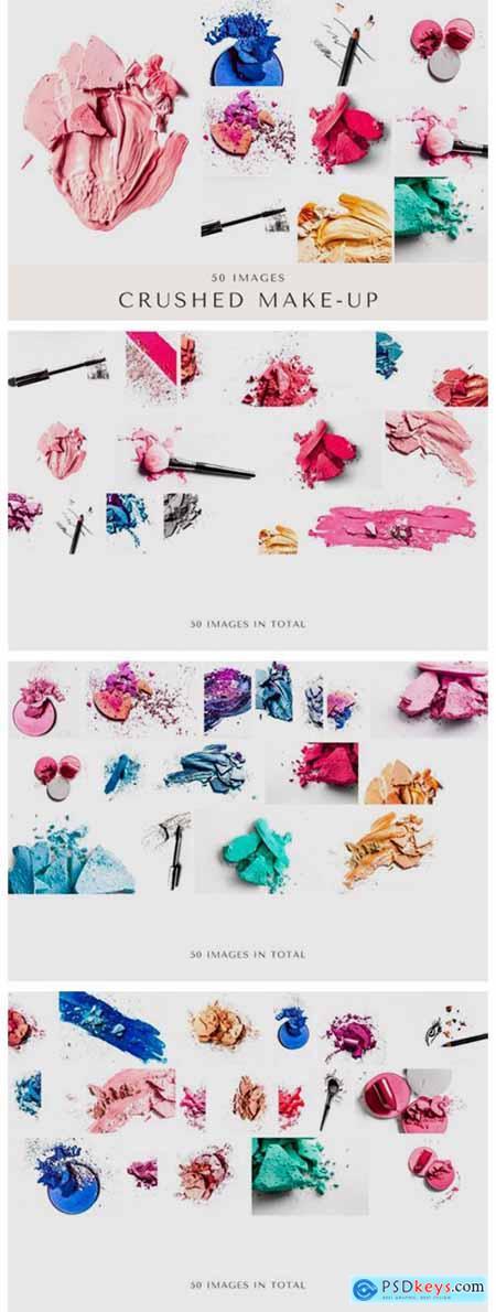 50 Images - Crushed Make-Up Bundle 5551896
