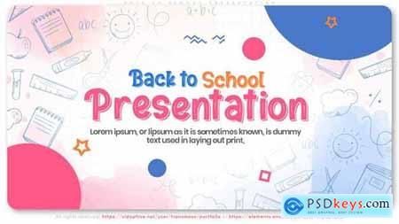 Back To School Presentation 28641993