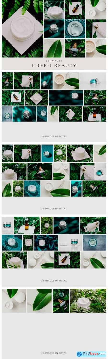50 Images - Green Beauty Bundle 5578861