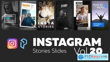 Instagram Stories Slides Vol. 20 28742222