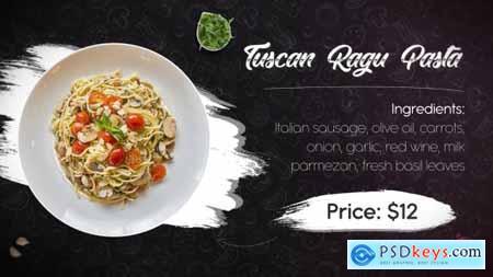 Restaurant Promo 21395340
