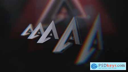 Perspective Logo Intro 25870464