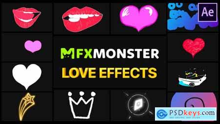 Love Effects - After Effects 28741269