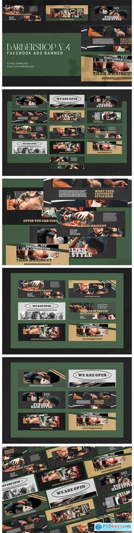 Barbershop V4 Facebook Ads 5723772