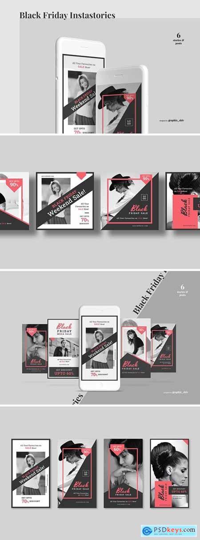 Black Friday Sale Instagram Kit