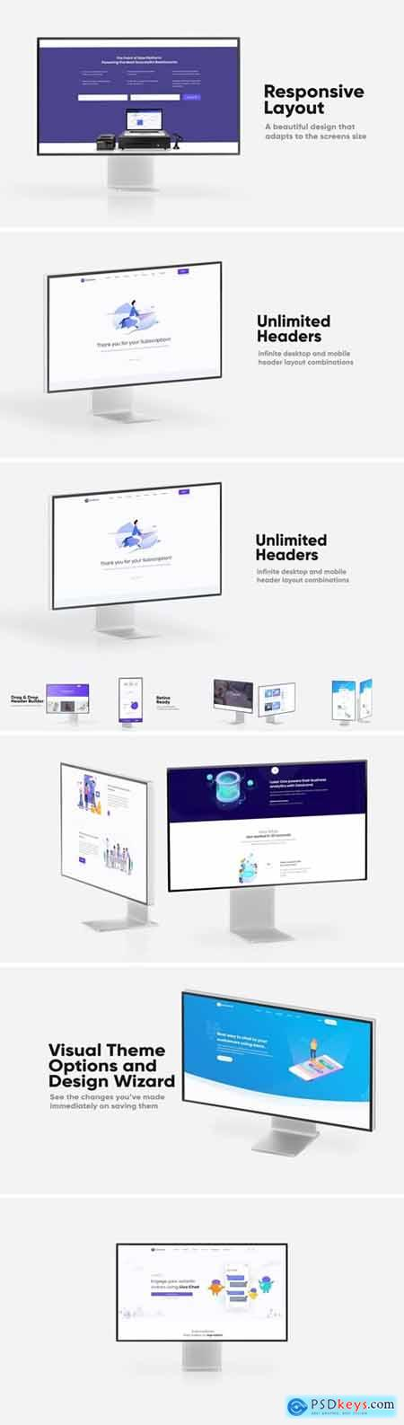 Pro Display XDR Mockup Pack