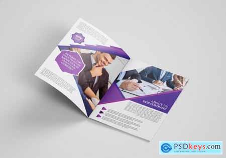 Corporate Business Brochure Template 4522308