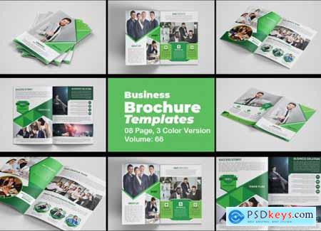 Creative Business Brochure Template 4522298