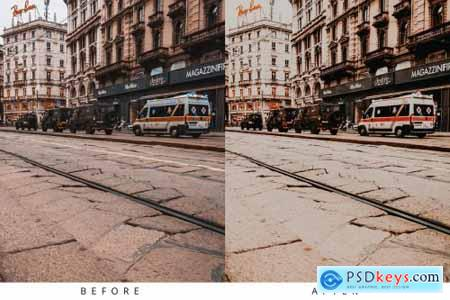 10 Rich Mood Lightroom Presets 5435088