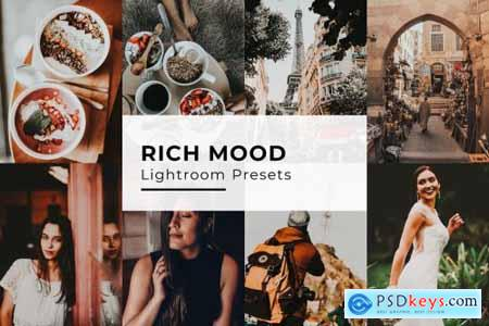 10 Rich Mood Lightroom Presets 5435092