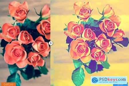 Digital Painting Photoshop Action 5444546