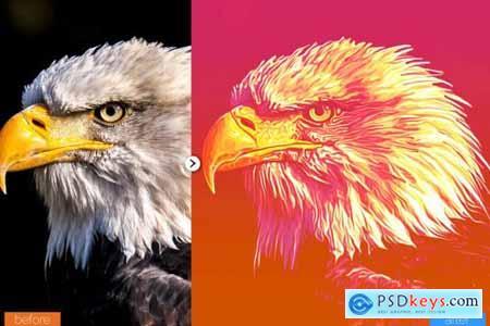 Master Painting Photoshop Action 5444684