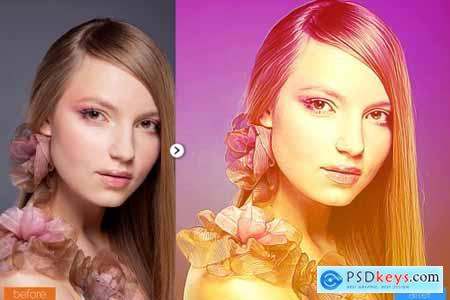 Painting Photoshop Action V11 5444534