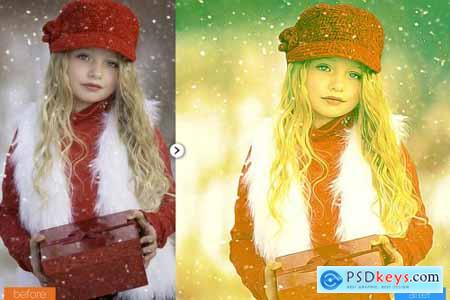 Painting Photoshop Action V12 5444544