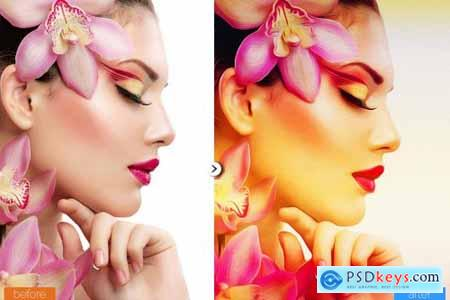 Painting Photoshop Action V2 5444111