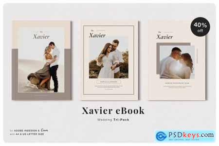 Xavier Wedding Pack 5104947