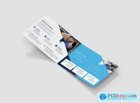 Brochure – Carriage Bi-Fold A5 Landscape
