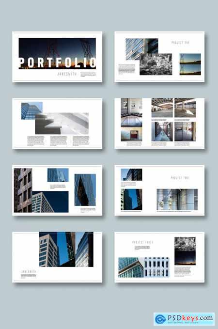 Portfolio Pitch Deck 381935625