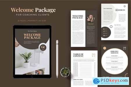 Welcome Package for Coaching Clients