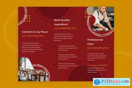 Trifold Brochure 6