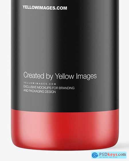 Frosted Color Plastic Spray Bottle Mockup 67806
