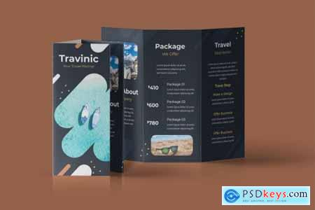 Trifold Brochure 8