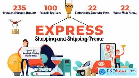 Express Shopping & Shipping Promo 26851115