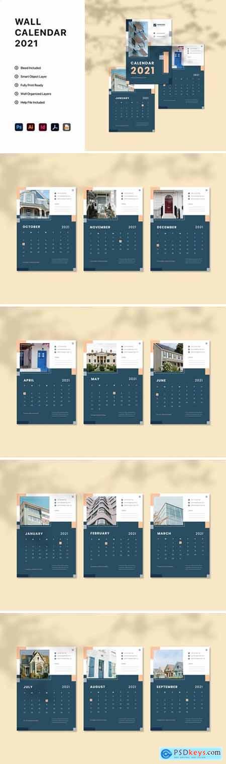 Calendar 2021 TTV2AKB