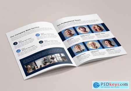 Company Brochure Template 4589228
